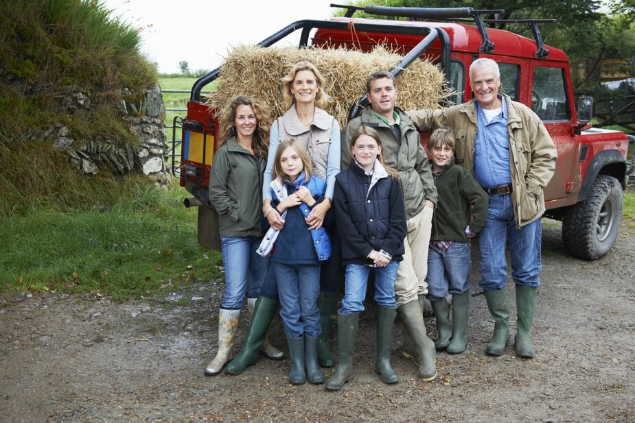 Farming Families and Succession Part 1