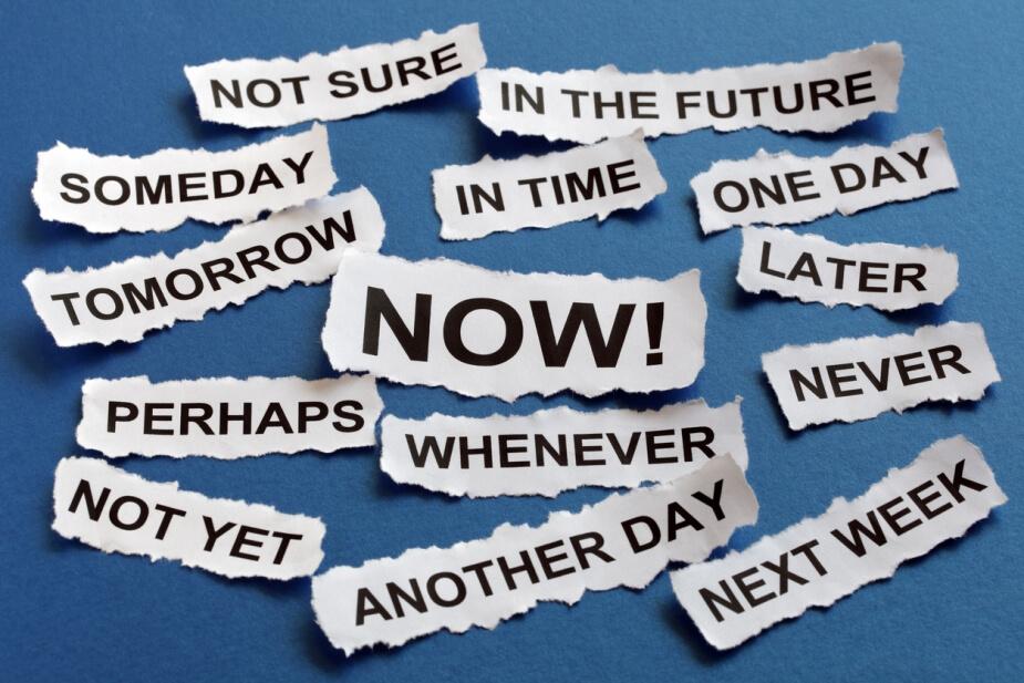 'Fight Procrastination' Day