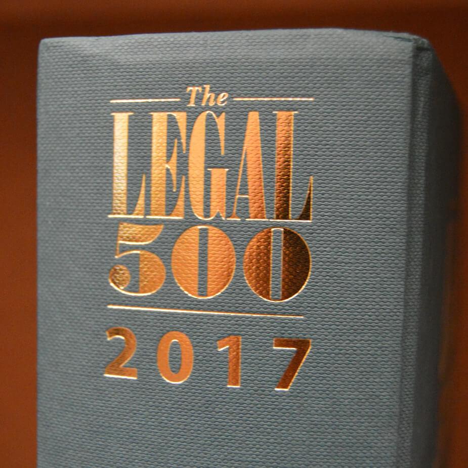 Longmores celebrates best ever Legal 500 results