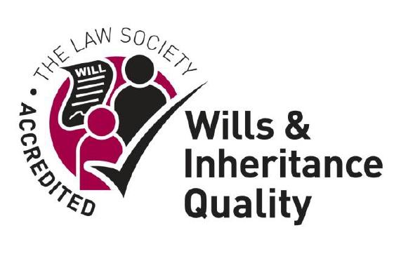 Wills and Inheritance Quality Scheme accreditation