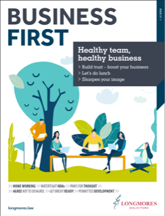 Business First: issue 37 spring 2020