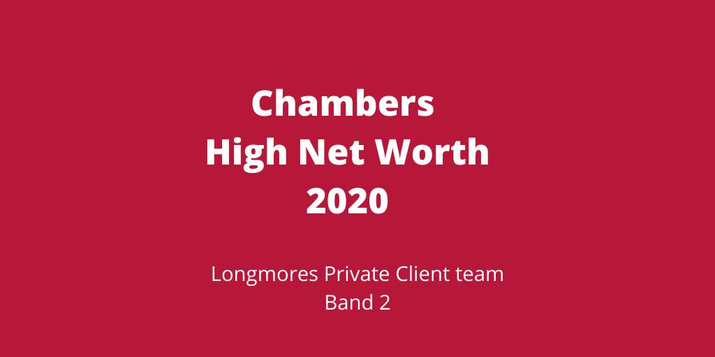 Chambers HNW 2020 Guide