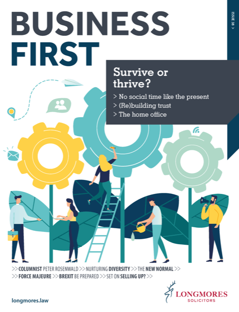 Business First autumn 2020 (issue 38)