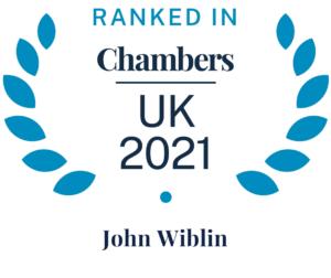 Joh Wiblin Chamebr UK 2021
