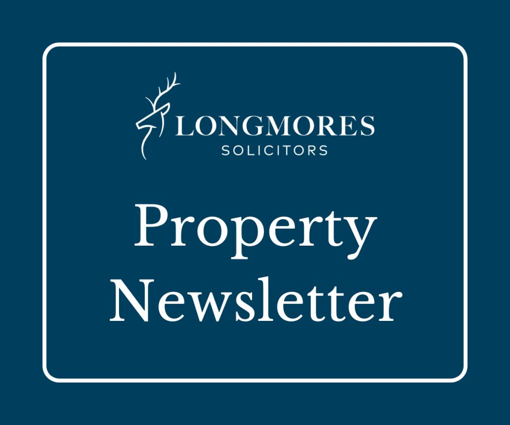 Property Newsletter – Spring 2021
