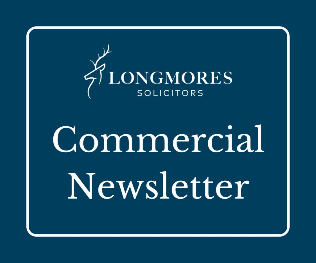 Commercial Newsletter – Spring 2021