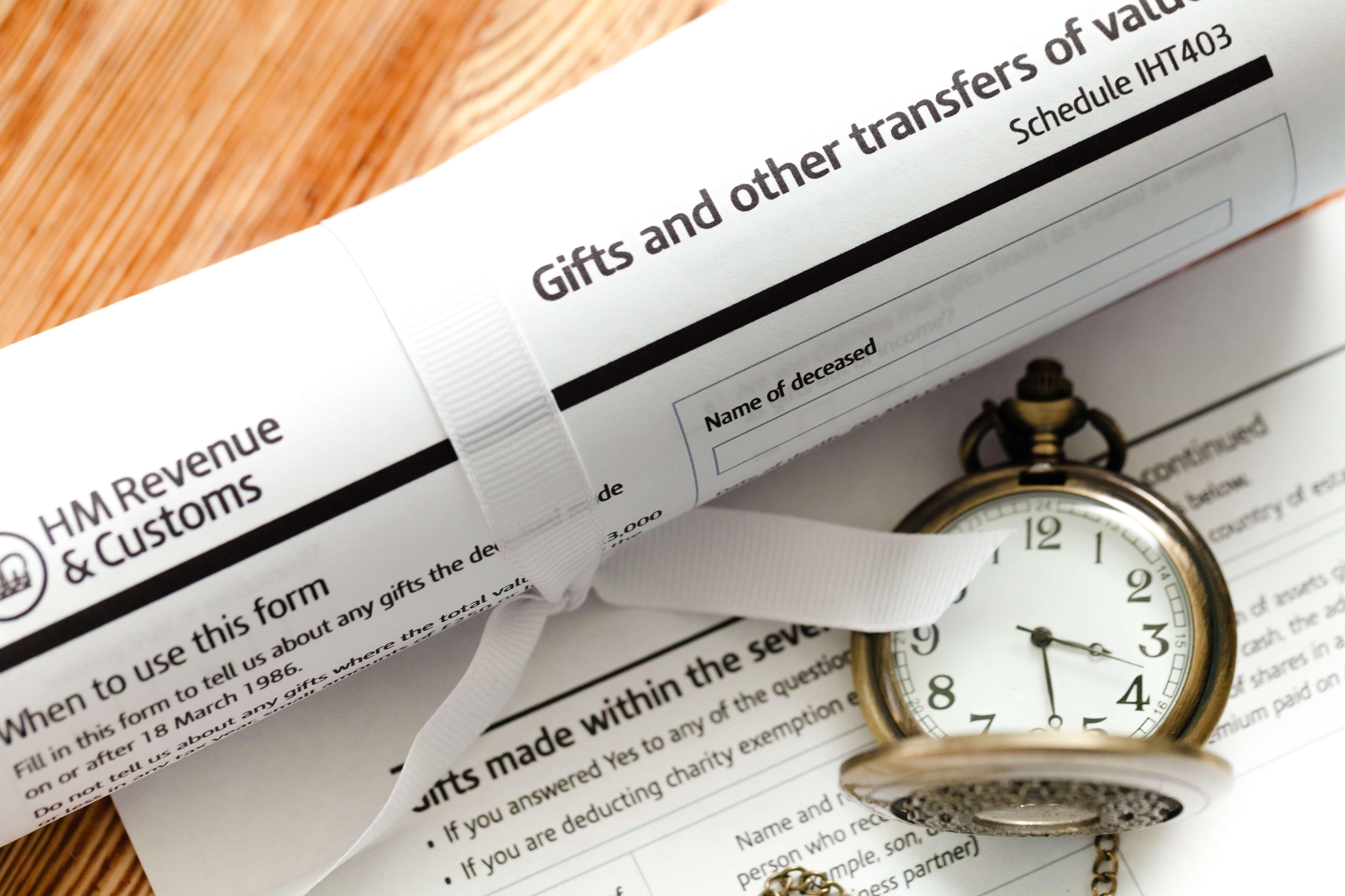Inheritance Tax on the Increase